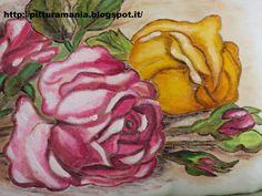 Pitturamania: Aromi di natura: profumo di un fiore appena colto…