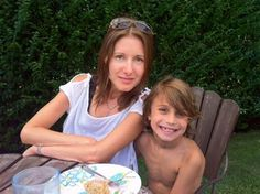Click the pin for the story - Raising a Son with Multiple Severe Allergies: Author of a Food Allergy Memoir Shares Her Story #Allergy #MustRead #Story #Parents