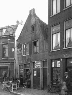 De Gedempte Oude Gracht 134-136.