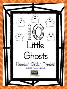 GHOSTS and OOO SO MANY FREEBIES!