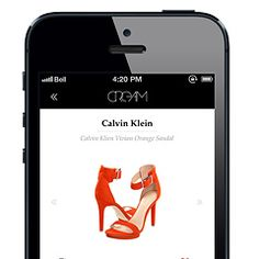 CREAM: iOS Fashion App