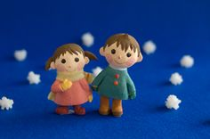 Childrens in Winter
