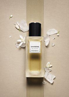 Yves Saint Laurent's Fragrance Wardrobe