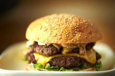 I migliori hamburger del mondo.