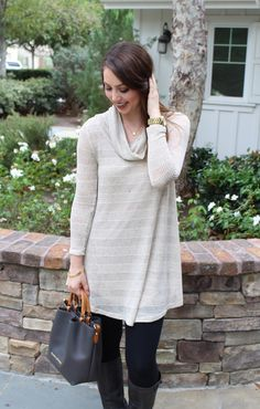 You Found Me Tunic || The Mint Julep Boutique https://www.shopthemint.com/products/you-found-me-tunic-beige?sku=45835-BRN-SM