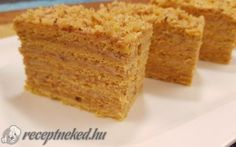Hungarian Recipes, Something Sweet, Cake Cookies, Cornbread, Cooking Recipes, Favorite Recipes, Sweets, Ethnic Recipes, Food
