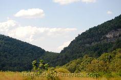 Cumberland Gap, KY, TN, VA