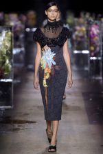 Dries Van Noten Spring RTW Collection At Pairs Fashion Week 2017