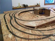 How to Make a Model Railroad