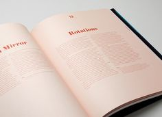 Charlie Smith Design — Alchemy Book