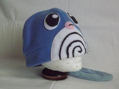 Poliwag Pokemon Hat by Tyerva on Etsy