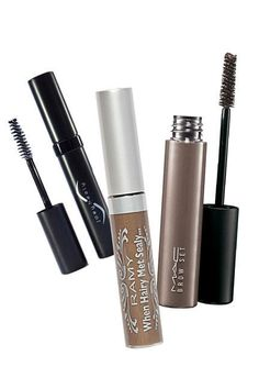 Here are our favorite pencils, gels, powders, and waxes for filling in eyebrows - with pro tips on what to reach for to get the job done. Eyebrow Shaper, Eyebrow Tinting, Eyebrow Makeup, Skin Makeup, Eyebrow Tips, Tinted Brow Gel, Makeup Starter Kit, Eyebrow Stencil, Cosmetic Companies