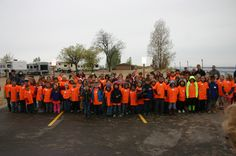 We had 160 special needs kids wetting a line today - Get Hooked, May 15, 2015
