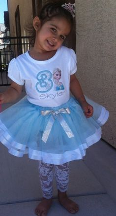 Hey, I found this really awesome Etsy listing at https://www.etsy.com/listing/163405855/elsa-frozen-snow-queen-blue-play-tutu
