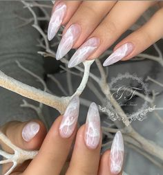 40 Pretty Nude & Ombre Acrylic And Matte White Nails Design For Short And Long Nails - Page 4 of 40 - Almond Nails Matte White Nails, White Acrylic Nails, Almond Acrylic Nails, White Nail Art, Stiletto Nail Art, Stiletto Nail Designs, Long White Nails, Neutral Nails, Love Nails