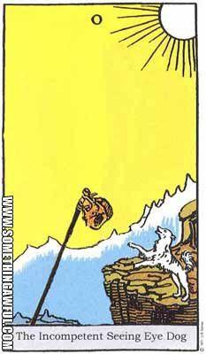 Tarot jokes :-D