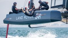 Could F1 and aeronautical tech help Sir Ben Ainslie's 'flying' catamaran win the America's Cup?
