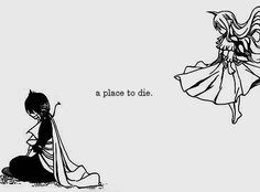 A Place to Die. | Fairy tail