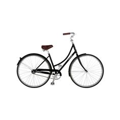 Linus Bikes | Dutchi 1-Speed (274.710 CLP) ❤ liked on Polyvore featuring bicycle