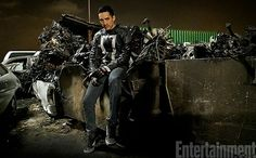 Robbie Reyes Ghost Rider on Agents of Shield