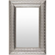 Found it at Wayfair - Rectangle Wall Mirror
