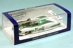 Spark WM Secateva P88 Peugeot Le Mans 1988 Speed Record 405km/h 1:43 LE 200pcs #Spark #Peugeot