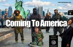 OBAMA'S AMERICA: America, you twice-elected a Muslim-raised Marxist who hates this country, everything is now in place and you are about to pay the price for your love affair with the dark side.  We are talking about the spiritual darkness that Obama has wrapped around this nation, and the coming mind-numbing terror attacks that have already started here at home. America, you are about to know what it is like to live in a Third World country in the Middle East. #ObamasAmerica #ISIS…