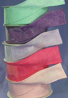 burlap colors