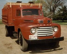 1948 Ford 1 1 2 Ton Beauty Farm Truck Old School Pinterest Ford Ford Trucks And Heavy Truck