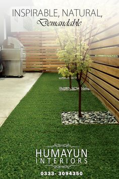 Natural in looks, fresh touch, the beauty that inspires and the kind of quality we offer, we are the one in demand.  Product: Artificial grass astroturf http://www.humayuninteriors.com/astroturfs/ Call us +021-34964523 , 34821297 , 34991085 Shop no: CA-5,6,7 Hassan center, University Road Gulshan-e-Iqbal Karachi Pakistan  #Banquets_carpets #Commercial_carpets #Office_carpets #Berber_carpets #Loop_carpets #Highpile_carpets #Masjid_carpets #Contemporary_rugs #Area_rugs #Centerpieces…