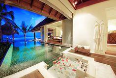 Naladhu Maldives luxury resort