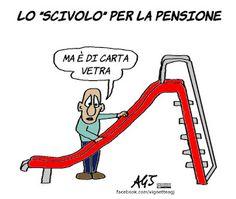 Accesso alla pensione anticipata