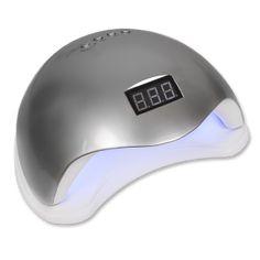 Royal Nails Aushärtungs-Lampen: UV/LED Lampe Royal Nails BILLIE SILVER 48 Watt