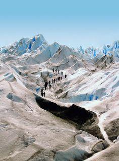 ♥️ Pinterest: DEBORAHPRAHA ♥️  Perito Moreno Glacier #Argentina #travel I need to figure out a way to see this...