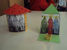15ο Νηπιαγωγείο Γαλατσίου (ολοήμερο τμήμα): Οι τρεις Ιεράρχες Catechism, Preschool Crafts, Sunday School, Winter Ideas, Blog, Kids, January, Young Children, Boys
