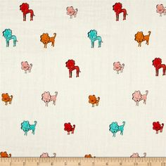 Cotton+++Steel+Clover+Double+Gauze+Dog+Lions+Pink from @fabricdotcom  This+ultra+soft+double+gauze+fabric+is+perfect+to+use+for+blankets,+baby+items,+dresses,+skirts,+quilting+and+more.+It+features+2+layers+of+very+thin+gauze+fabrics+fused+together,+to+create+a+super+soft,+full+bodied+fabric.+Designed+for+Cotton+++Steel.