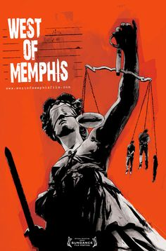 Peter Jackson's new film about the West Memphis Three. Killer poster design by Mondo - Jock, the Silent Giants
