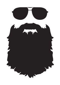 Beard With Aviator Sunglasses - U.S. Beard