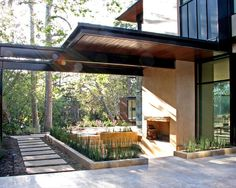Modern Patio Landscape Design Pictures Remodel Decor And Ideas Page 3