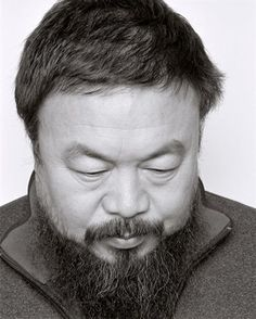 "Born this day AI WeiWei // ""Art is not only a self-expression, but a demonstration of human rights and dignity"""