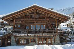 Romantic Ski Chalets