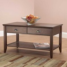 Foremost CFH10222FMD Sheridan Coffee Table Walnut * Check this awesome product by going to the link at the image.Note:It is affiliate link to Amazon.