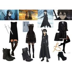Kirito- Sword Art Online - COSPLAY IS BAEEE! Tap the pin now to grab yourself some BAE Cosplay leggings and shirts! From super hero fitness leggings, super hero fitness shirts, and so much more that wil make you say YASSS! Easy Cosplay, Cosplay Anime, Casual Cosplay, Cosplay Outfits, Anime Outfits, Anime Inspired Outfits, Disney Inspired Fashion, Themed Outfits, Disney Fashion