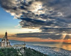 Lebanon Lebanon is a country rich in natural scenery from beautiful beaches to mountains and valleys.