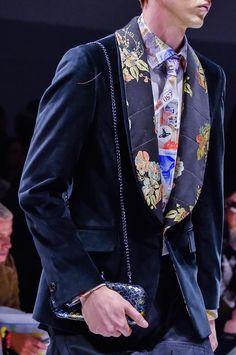 Défilé Vivienne Westwood Automne-hiver 2015-2016 Homme | Le Figaro Madame