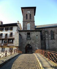 St-Jean-Pied-de-Port/Pays Basque / Pyrénées
