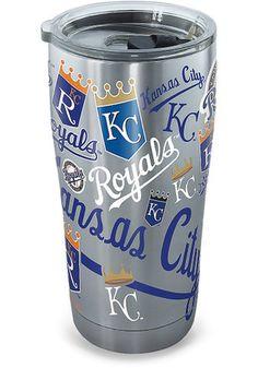 Kansas City Royals 30oz Stainless Steel Tumbler