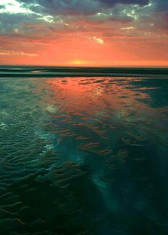 ~~ripple sun ~ big tide beach, West Inlet, Stanley, Tasmania, Australia by David Murphy~~