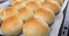 Nydelige, myke, luftige, småseige og perfekt runde boller! Hamburger, Bread, Food, Circuit, Meal, Hamburgers, Essen, Hoods, Burgers