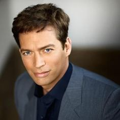 Harry Connick, Jr. ... One of the finest men I have ever met.  He and his father are such fantastic people.  Lacking in all pretension, Harry Jr. is committed to his community.  After Katrina, he did (and continues to do) exceptional work to support people in need.  A real hero of mine. Harry Met Sally, Good Music, My Music, Jr, Will And Grace, People In Need, Christmas Albums, Beautiful Men, Beautiful Voice